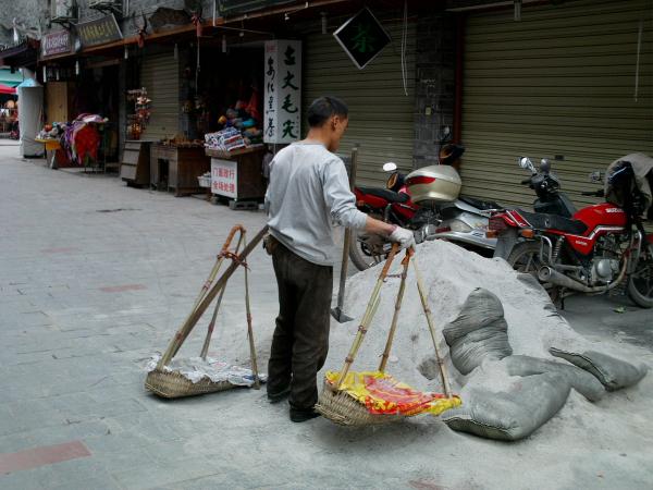 obrero estilo tradicional